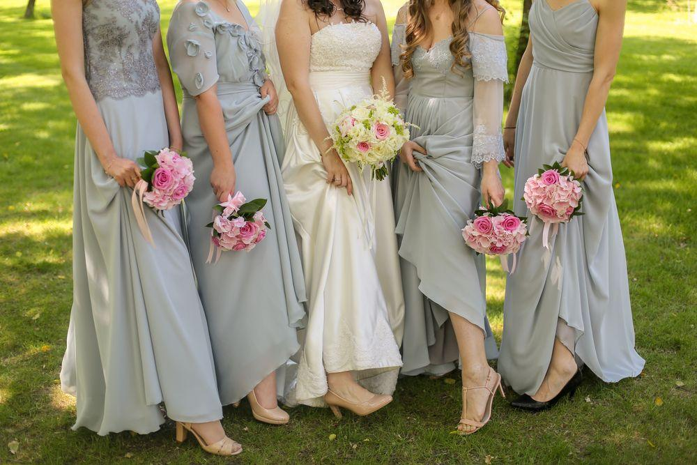 Bride's Party Roles in the Wedding
