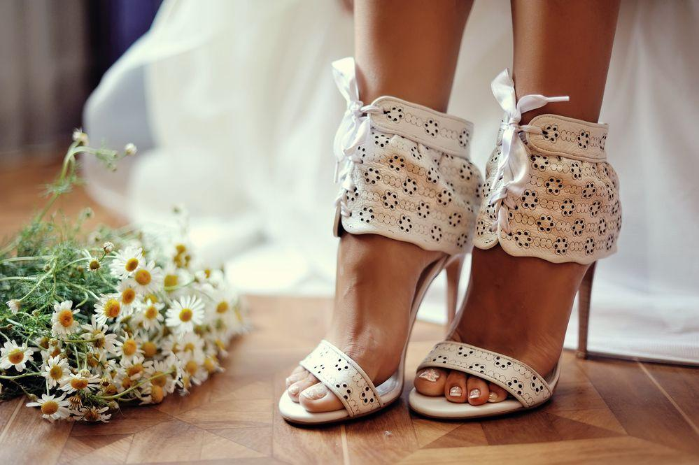 How to Find Your Perfect Wedding Shoes