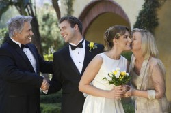 What Are the Roles of the Mother and Father of the Bride on the Wedding Day?