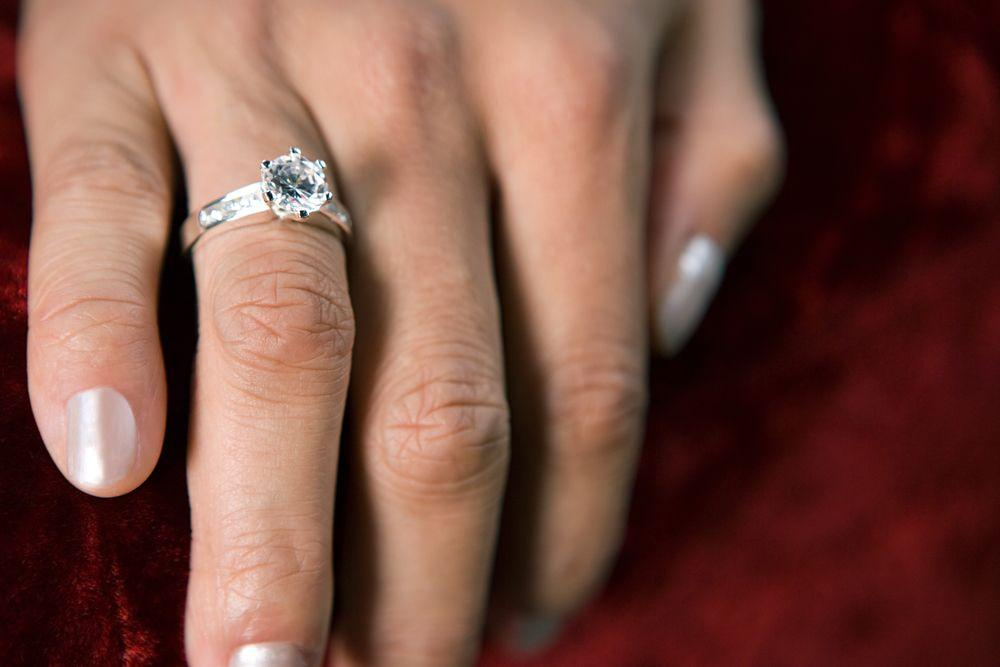 Which Is the Engagement Ring Finger?