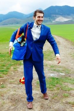 How Much Alone Time Should the Groom Get Before the Ceremony