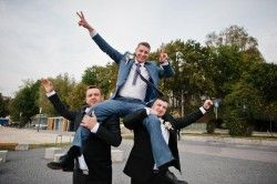 How Much Input Should the Groom Have on the Bachelor Party?