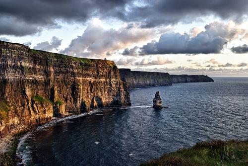 Honeymoon Destinations for Outdoor Enthusiasts:  Ireland