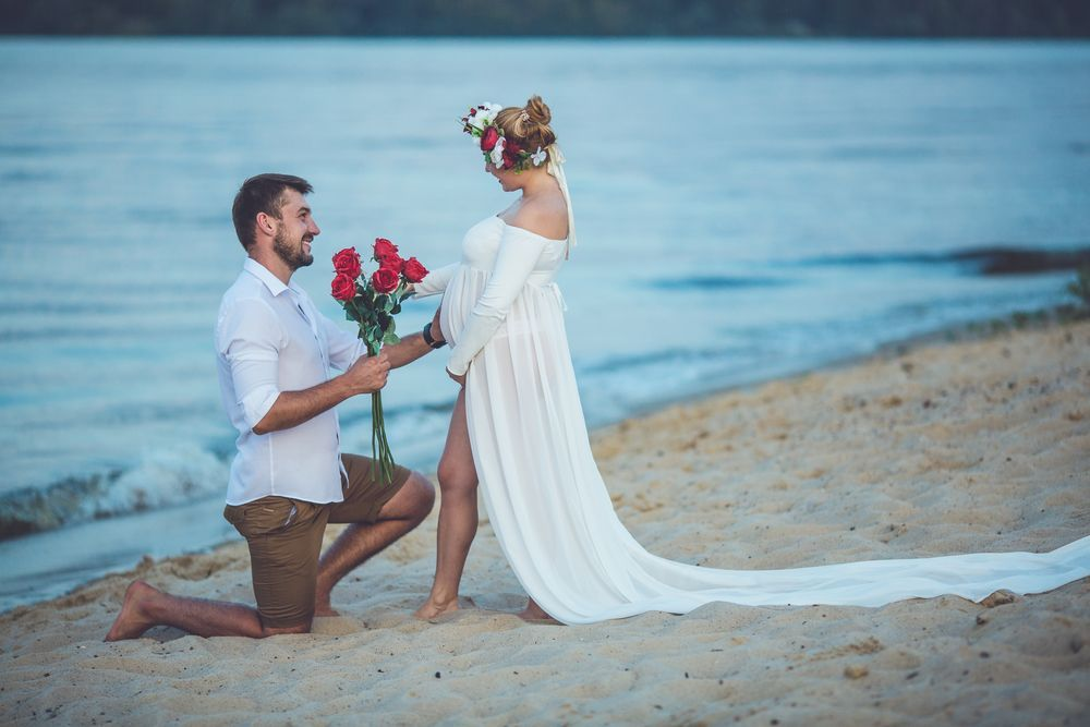Is It Safe to get Married While Pregnant?