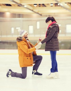 Which Knee Do You Get on When Proposing?