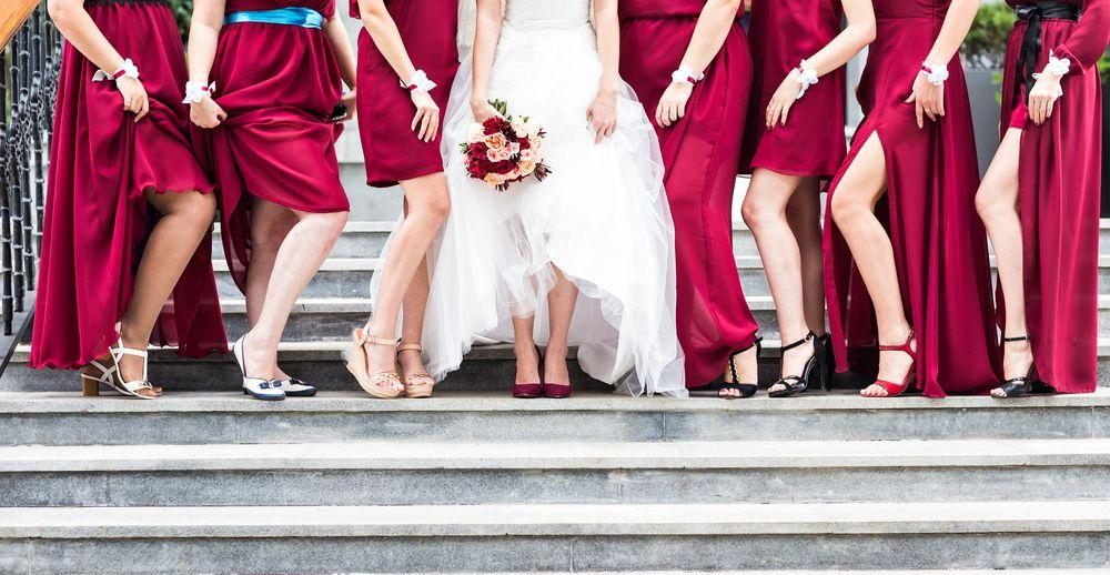 What to Do If You Have Too Many Potential Bridesmaids