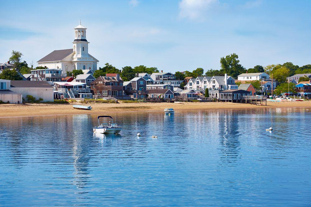 Destination Weddings: Massachusetts
