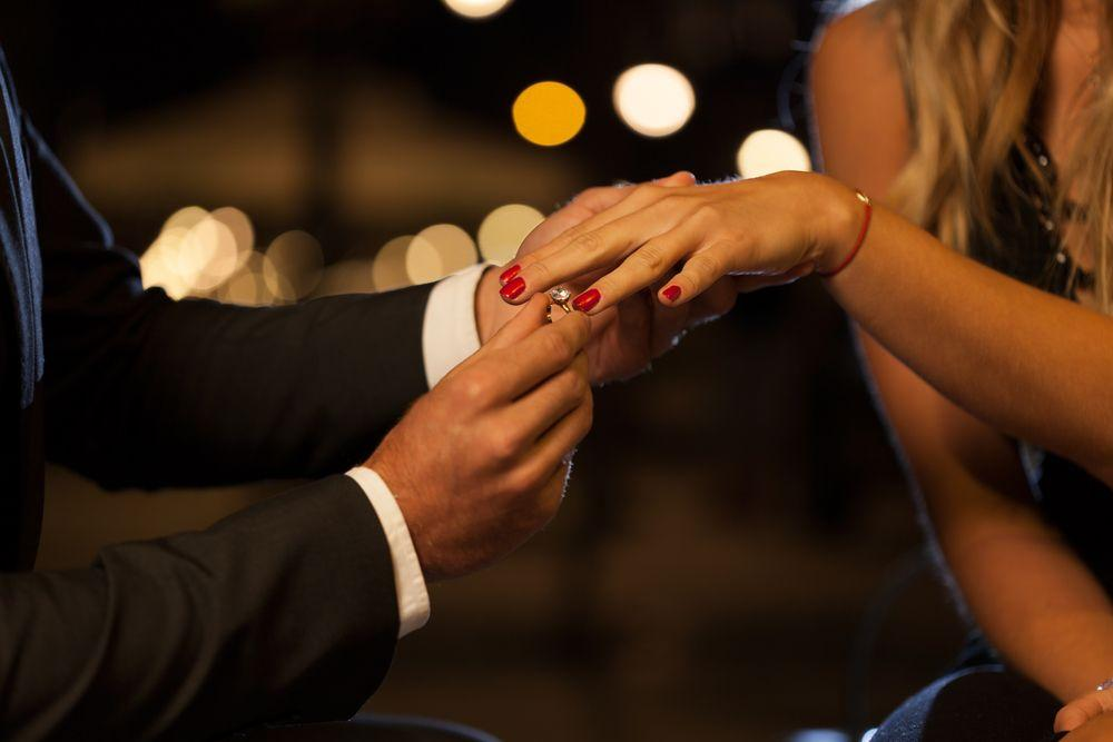 Which Hand Do You Propose To?