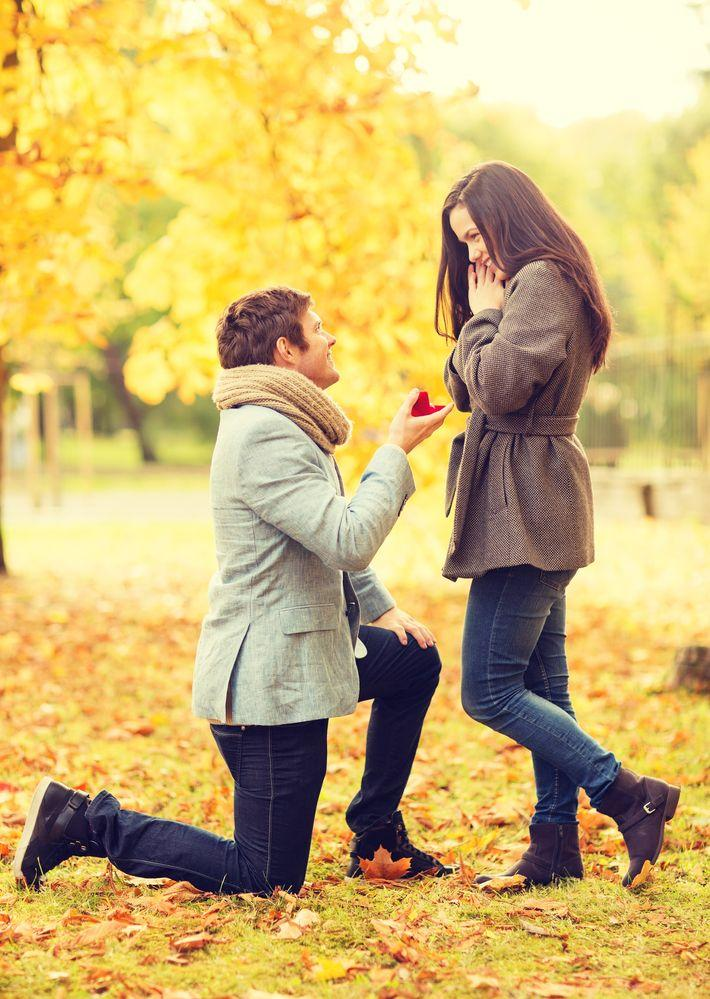 Romantic Ways of Proposing