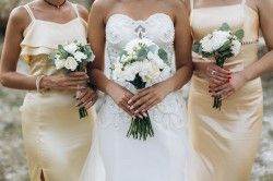 Should I Buy my Wedding Dress Before Going Shopping for my Bridesmaids' Dresses?