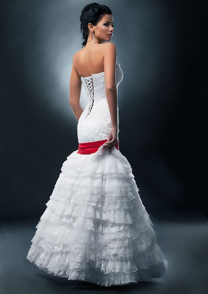 Should You Have Adjustments Done on Your Wedding Dress Before the Wedding?