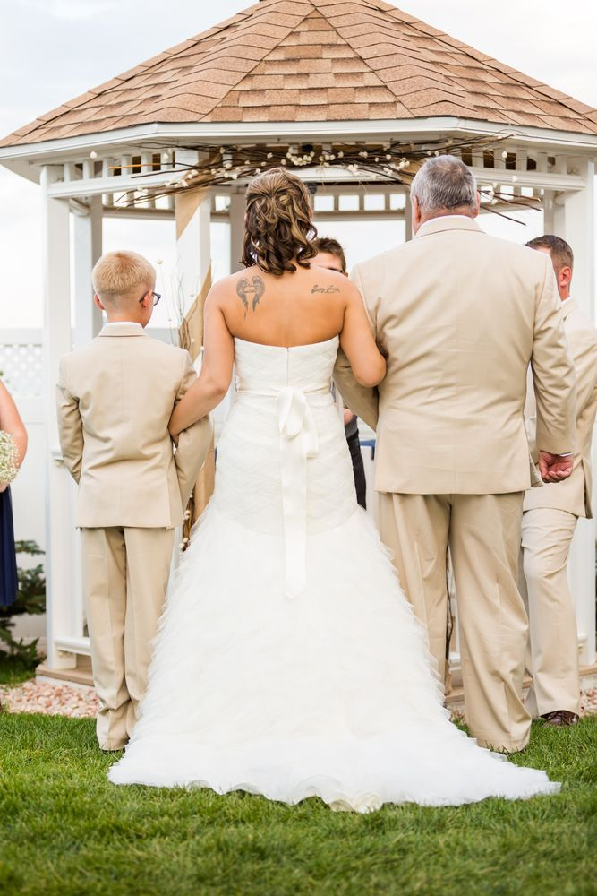 Who Should Walk the Bride down the Aisle?