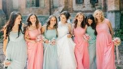 I Am Puzzled on How to Choose My Bridesmaids