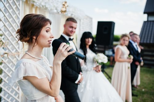 What Order do Wedding Speeches Usually Go In?